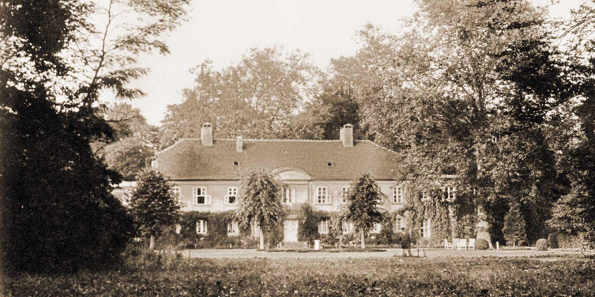 kirche von sacrow